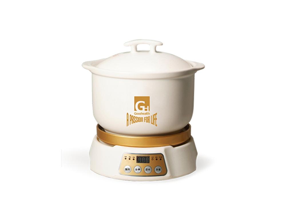 <b>麦饭石养生锅</b>