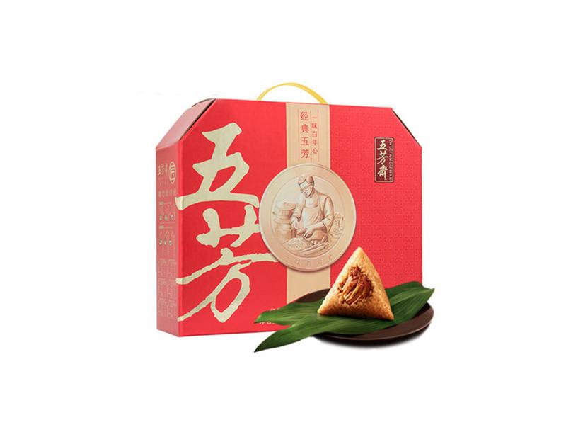 五芳斋经典五芳礼盒