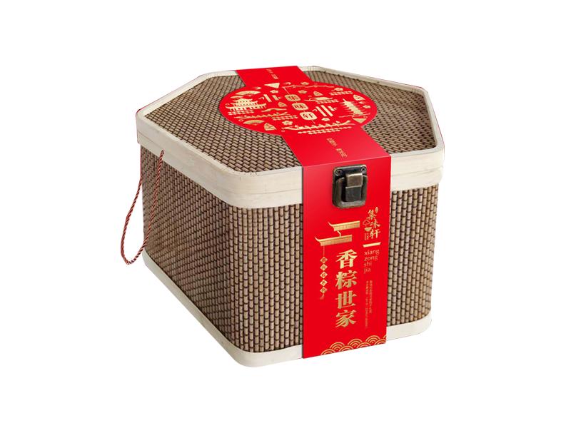集味轩香粽世家粽子礼盒