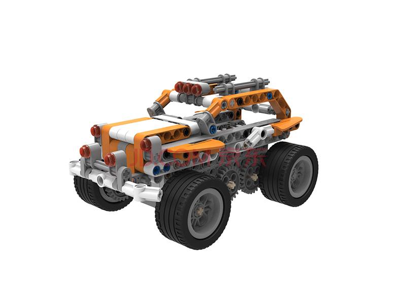 超霸机器人儿童智能编程